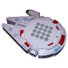 Vintage 1997 Star Wars Tiger Electronics Millennium Falcon Micro Machine Lewis Galoob Toys Lucasfilm Playset