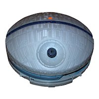 Vintage 1996 Lewis Galoob Toys Star Wars Micro Machine Death Star Playset