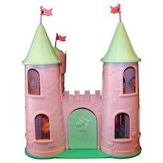 Vintage Hasbro 1983 G1 My Little Pony Dream Castle Playset