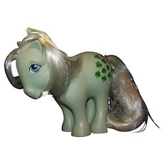 Vintage 1982 G1 First Issue My Little Pony Minty Toy Pony