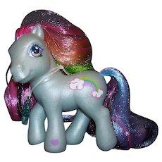 Vintage 1983 G1 My Little Pony Sunlight Rainbow Hair Toy Pony
