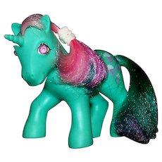 Vintage G1 1986 My Little Pony Sparkle Eye Unicorn Fizzy Toy Pony
