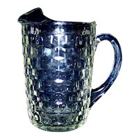 Vintage Colony Whitehall Clear Glass Pitcher