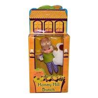 Vintage 1975 Mattel Toy Honey Hill Bunch Lil' Kid Doll
