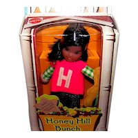 Vintage 1975 Mattel Toy Honey Hill Bunch Solo Doll