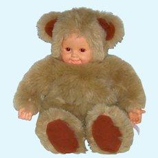 Vintage 1997 Anne Geddes Teddy Doll