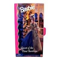Vintage 1997 Mattel Toys NOS Barbie Secret Of The Three Teardrops Doll