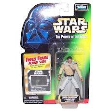 Vintage1997 Kenner Star Wars Lando Calrissian POTF Figurine
