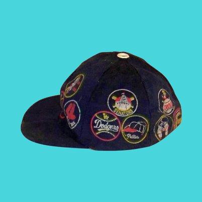 Vintage 1960 Major League Baseball Team Logo Children's Baseball Hat