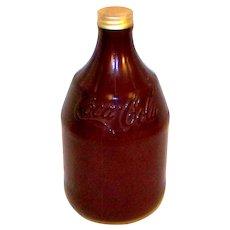 Vintage 1959-63 Coca-Cola Syrup Jug