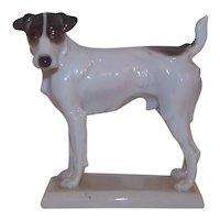Vintage 1919-1935 Rosenthal Porcelain Terrier Dog