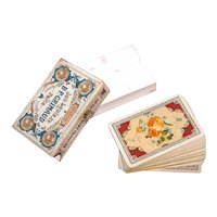 Vintage 1920's B. P. Grimaud No. 1502 French Playing Cards