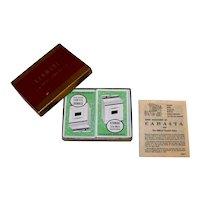 Vintage 1951 Kenmore Washing Machine Advertising Playing Cards