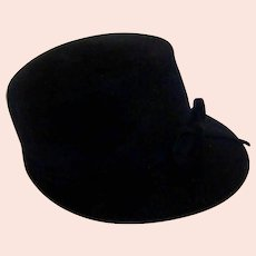 Vintage Eric Javits Of New York Bucket Style Ladies Hat
