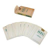 Vintage Brown & Williamson Kool Replica Kool Cigarettes Packaged Playing Cards