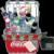 Vintage 1994 Enesco Coca-Cola Illuminated Musical Ice Chest