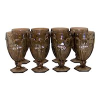 Vintage Fostoria Virginia Glassware Set