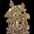 Vintage Sydenham & Mcoustra Honey Bear Brass Still Bank