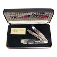 Vintage 2000 Case XX Dale Earnhardt Racing For The Future Commemorative Knife