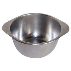 Vintage 1953-1965 Original Revere Ware Double-Boiler Tab Handled Pan