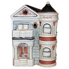 Vintage 1980 Otagari Hand-painted Ceramic Still Bank