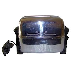 Vintage Art Deco Style 1949 Arvin Electric Automatic Toaster