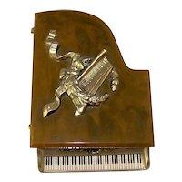 Vintage 1960's Thorsen Grand Piano Music Box