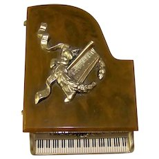 Vintage 1960's Thorsen Grand Piano Music Box