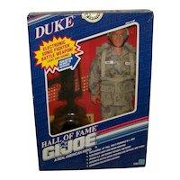 Vintage 1991 Hasbro Toys Hall Of Fame G I Joe Doll Duke