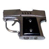 Vintage 1946-1952 Made In Occupied Japan Continental Of New York Pistol Cigarette Lighter