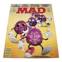 Vintage September 1988 Issue #281 Mad Magazine