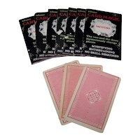 Vintage 1967 S.S. Adams Novelty Company Magic Trick Cards Set