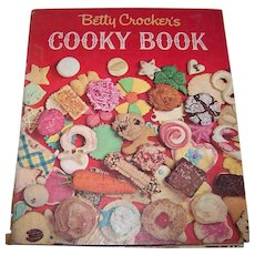 Vintage 1959 First Edition First Printing Betty Crocker's Cooky Book