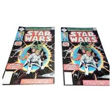 Vintage Star Wars #1 Whitman 35 Cent Reprint No UPC