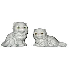 Vintage Goebel Gray Kittens Figurines - Red Tag Sale Item