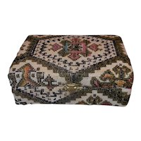 Vintage Neiman Marcus Made in Italy Tapestry Brocade Jewelry Chest