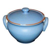 Vintage Dansk International Designs Ltd KW Portugal Mesa Sky Blue Tureen & Lid