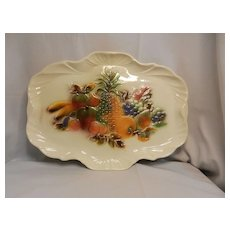 Vintage Lane and Co Large Fruit Platter 1958