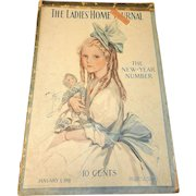 Ladies Home Journal January 1 1911- Entire Magazine