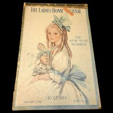 Ladies Home Journal January 1 1911- Entire Magazine