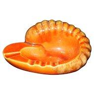 Vintage Royal Haeger Shell Ashtray