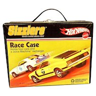 Vintage Hot Wheels Sizzlers Race Case
