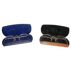 Vintage American Optics (AO) 12K Gold-Filled Eyeglasses