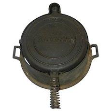 Vintage Keen Kutter Waffle Iron