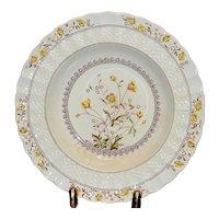 Vintage Buttercup Large Rim Soup Bowl  by Spode Copeland China England