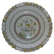 Vintage Buttercup  Dinner Plate by Spode Copeland China England