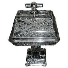Antique Ashman Compote