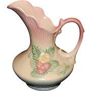 Vintage Hull Art Pottery 8 ½ W11 Wildflower Pitcher