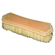 Vintage Celluloid Clothes Brush