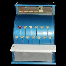 Vintage Tom Thumb Toy Cash Register Cinderella Mfg. Co